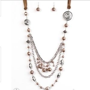Necklace and Earrings set Brand New